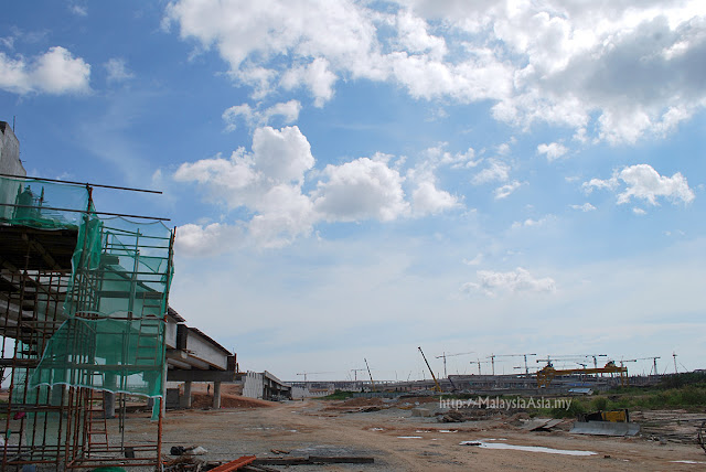 Construction of KLIA2