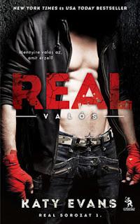Katy Evans: Real – Valos - #enesakonyv