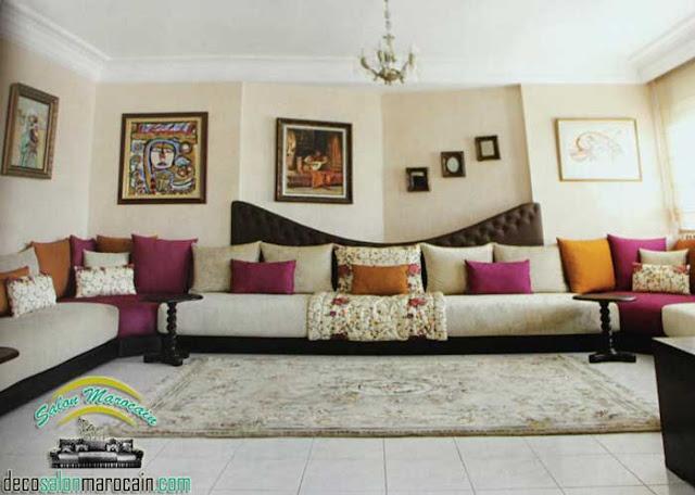 Salon marocain de haute décoration pour 2017