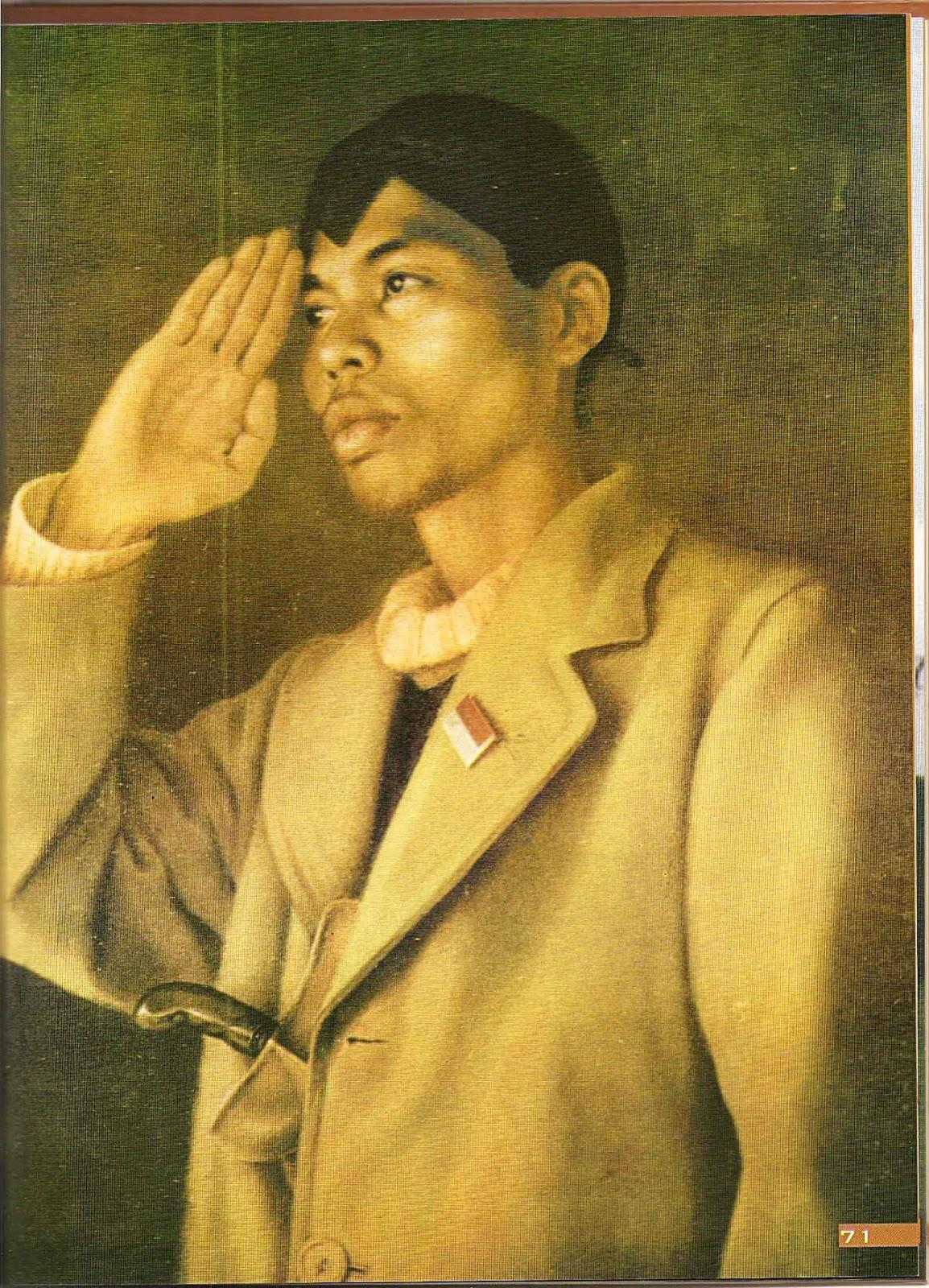 Sejarah Indonesia Sejarah Singkat Jenderal Soedirman