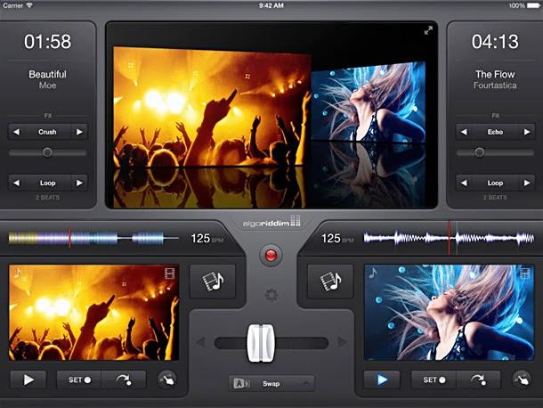 vjay - 專業驚艷的 iOS 影片和音樂混音編輯軟體