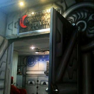 Pintu Masuk Ke Kapal Angkasa?