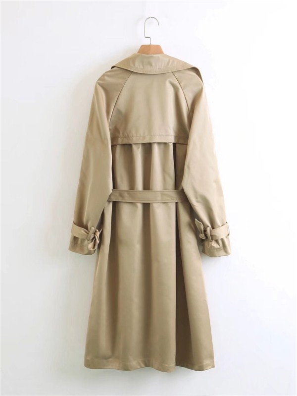 LONG COAT WINTER IMPORT - TRENCH COAT KOREA STYLE