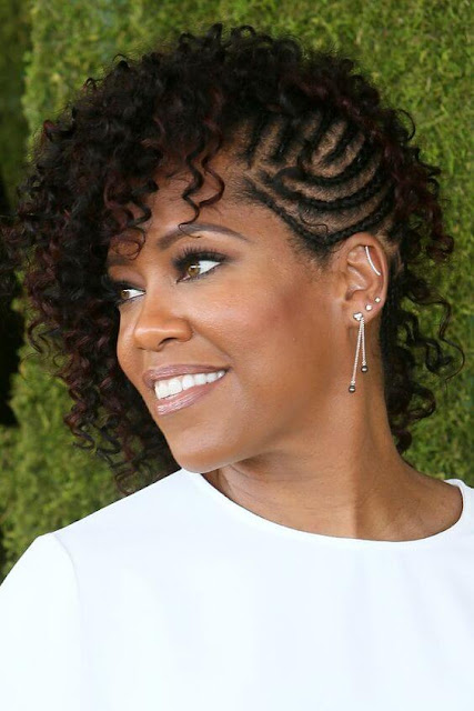 Need a hair idea for a special occasion ✘ 33+ Chunky Natural Black Hairstyles That Will Suit Everyone
