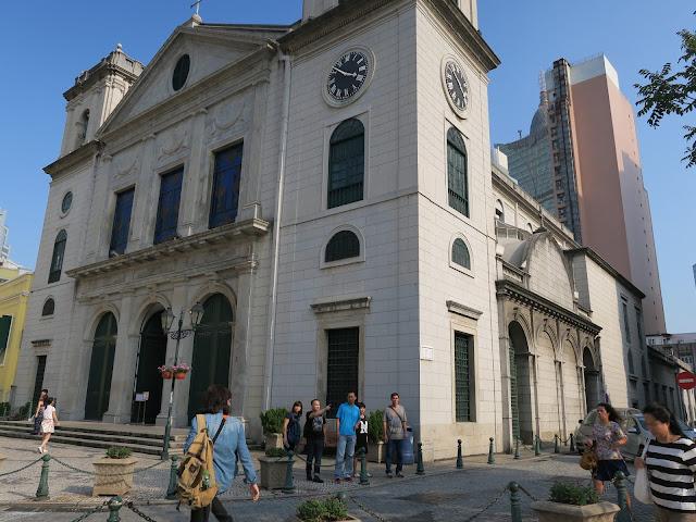 Macau building