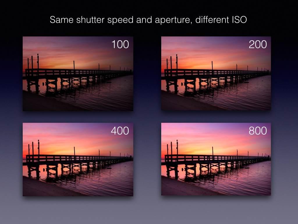 Fungsi ISO pada Kamera