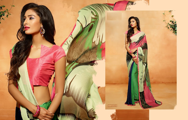 Buy Online Casual Saree at Lowest Price