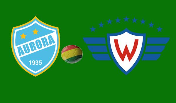 En vivo Aurora vs. Wilstermann - Torneo Apertura 2018