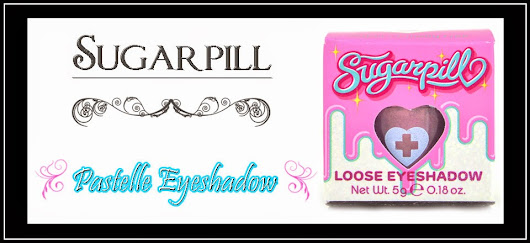 The Crow and the Powderpuff | A Creative Makeup & Beauty Blog: Sugarpill Cosmetics - Pastelle Eyeshadow Review, Swatches, Photos - Limited Edition