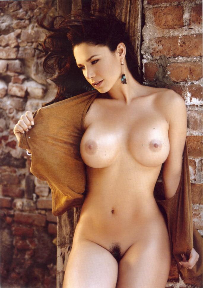 Belinda play model nude