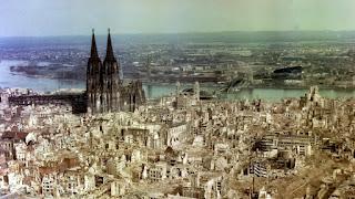 Colonia durante la Segunda Guerra Mundial (1945)