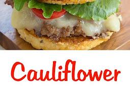 Cauliflower Bread Buns Recipe