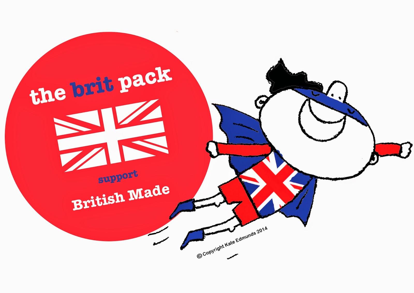 British made clothing