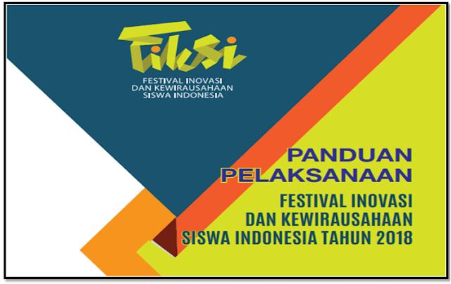 Download Buku Panduan Festival Inovasi dan Kewirausahaan Siswa Indonesia (FIKSI) SMA Tahun 2018