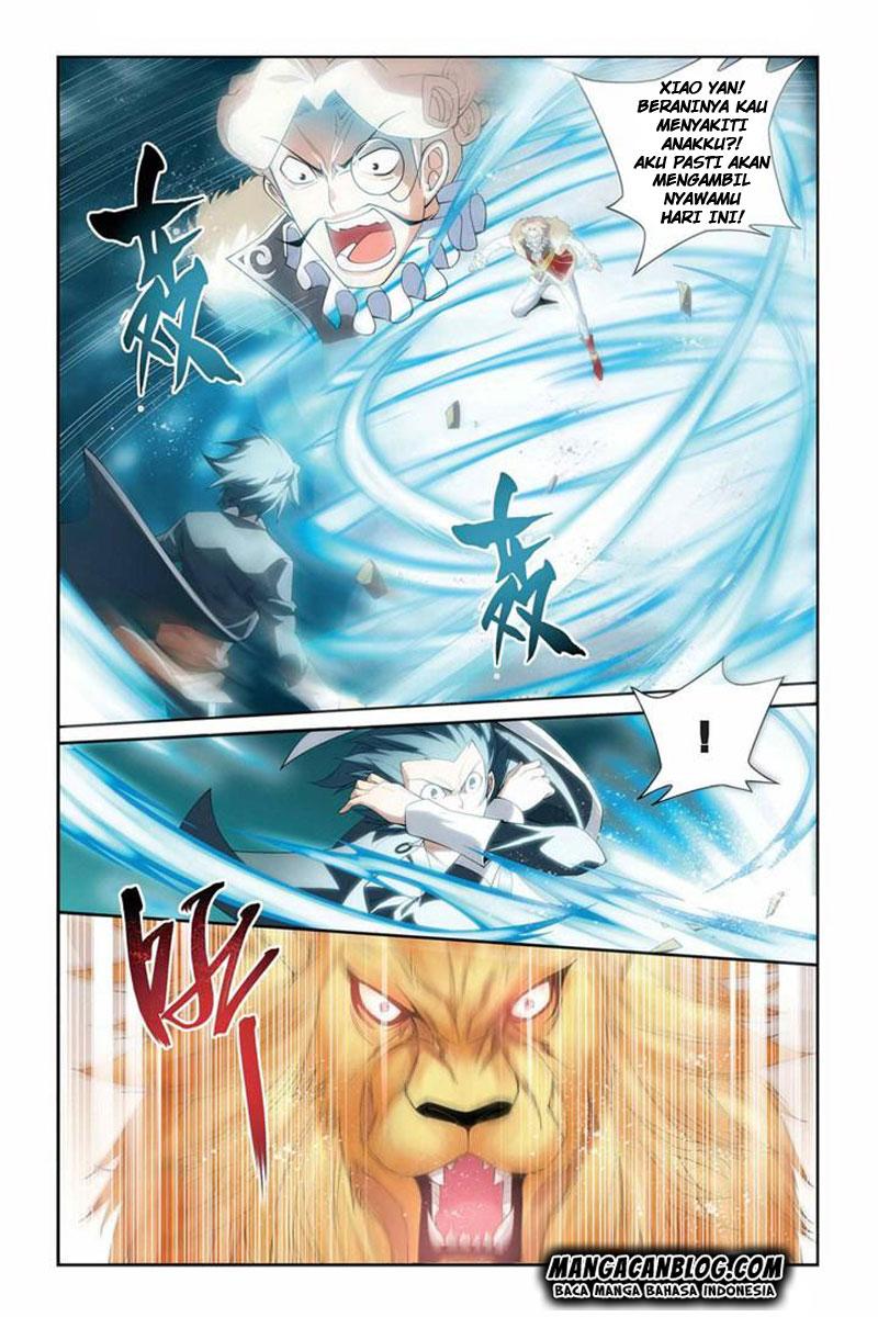 Battle Through Heaven Chapter 17-2