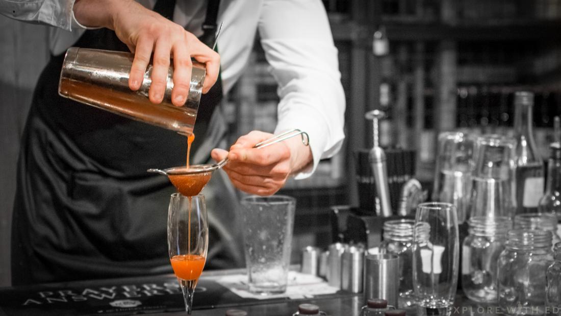 Cocktail Making, Masterclass, Newbridge on Usk
