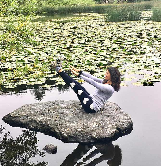 Pooja Batra's Awesome Shoot at Norway Holiday