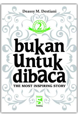 Cover Buku Bukan Untuk Dibaca Seri Ke-2