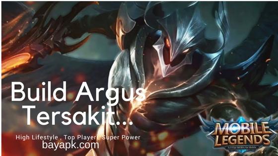 Argus Fighter Terbaik