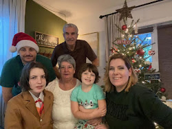 Our Family, Jodee, Paul Gracie, Lily, Joe and I.