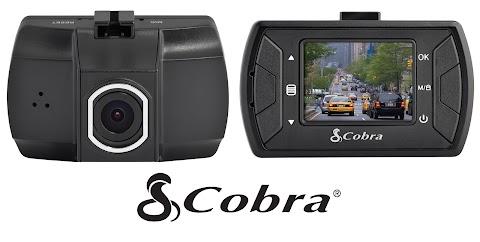 Cobra Electronics New Instant Proof Dash Cam