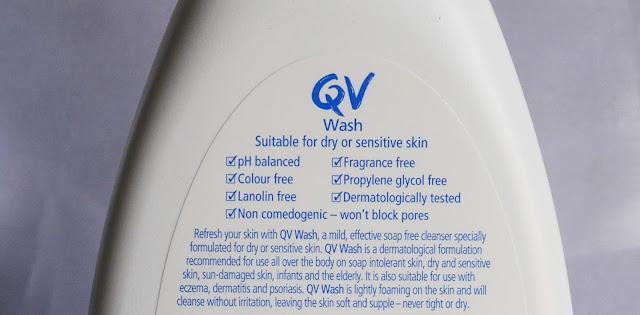 QV Skincare - facetofeet.com
