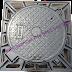 Nắp hố ga khung âm 850x850mm