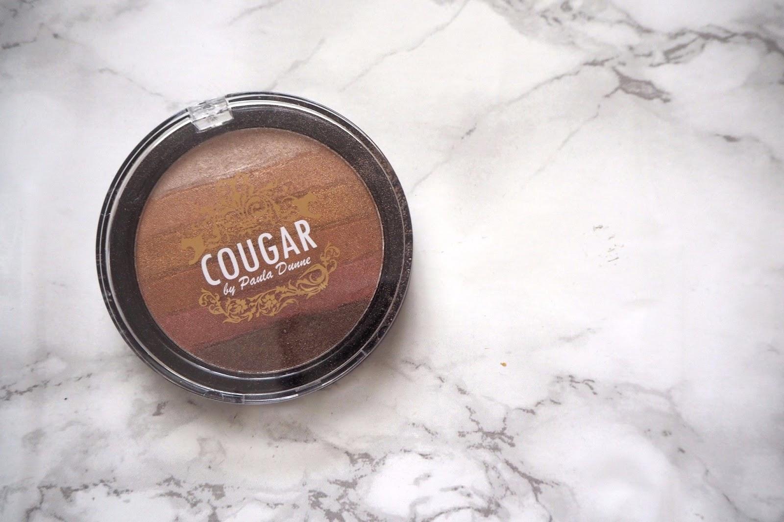 Cougar Makeup Packaging
