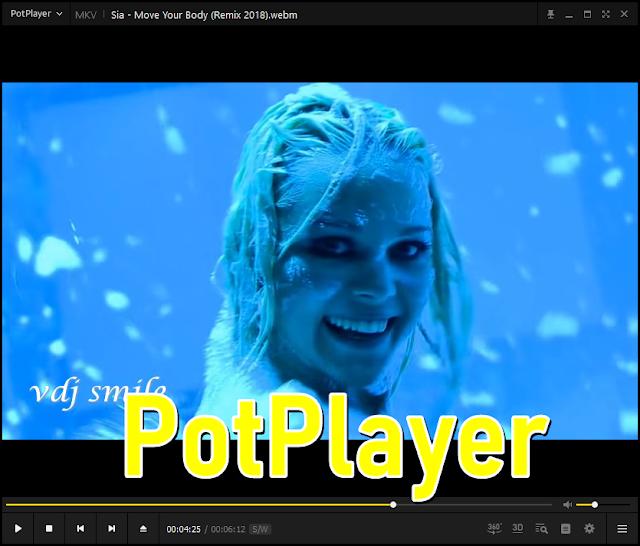 PotPlayer 1.7.13963 | El mejor reproductor de video que puedas usar en equipos antiguos