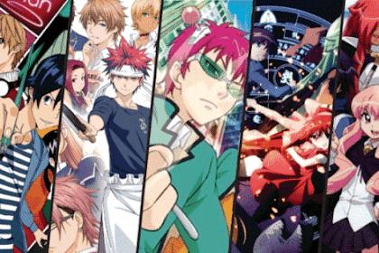 30 Daftar Anime Buatan Studio J.C.Staff Terbaik