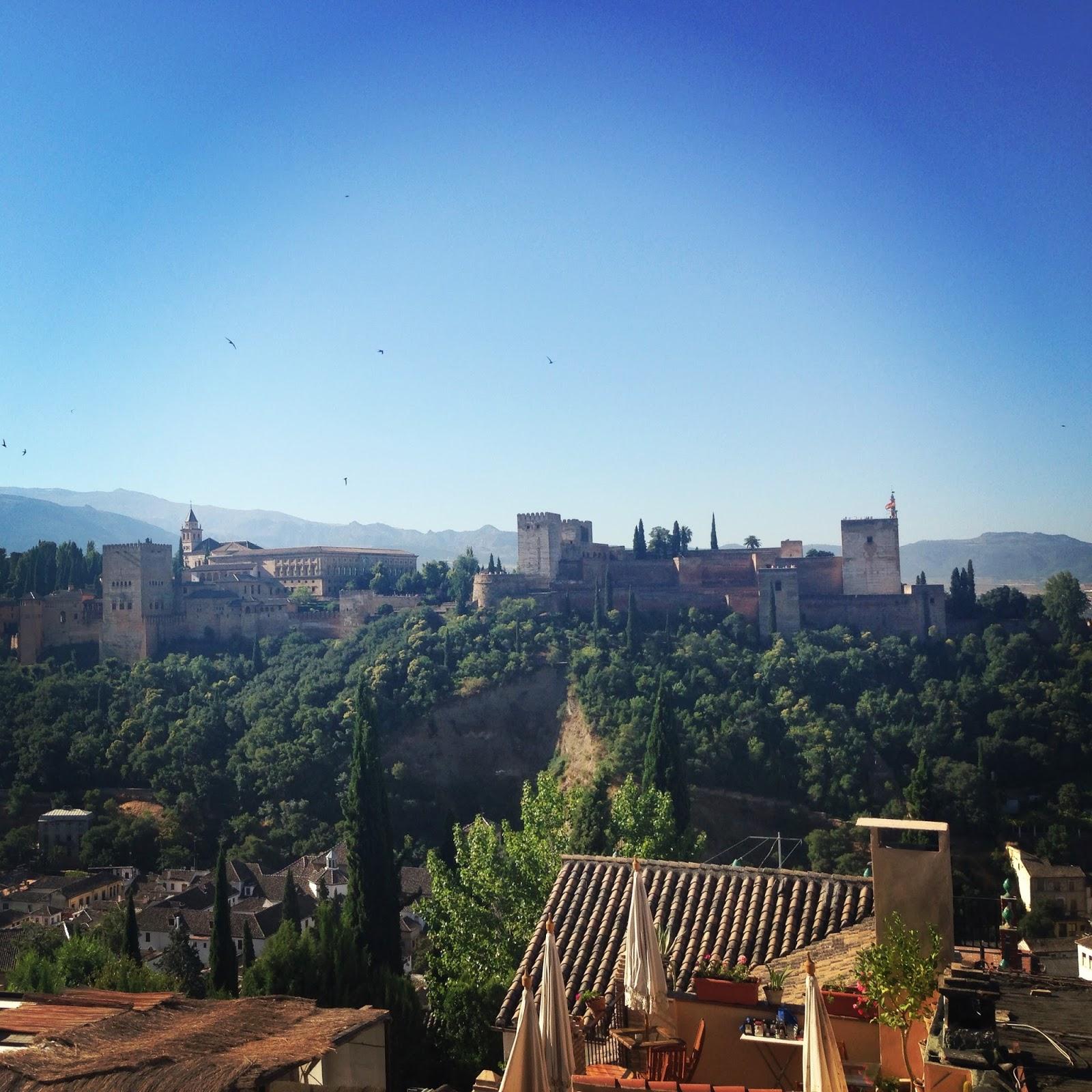 Lauren Wanders: España Part 8 - GRANADA