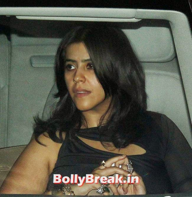 Ekta Kapoor, Ekta Kapoor Party Pics