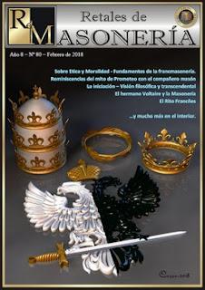 Retales de Masonería 80 – Febrero 2018