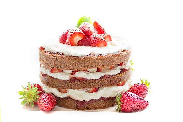 طريقة سهلة لإعداد الكيكة بالبيت
