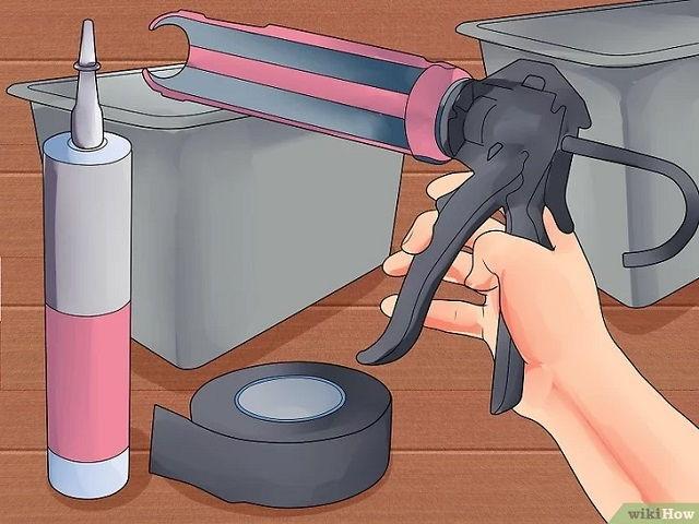 Cara Merakit Akuarium
