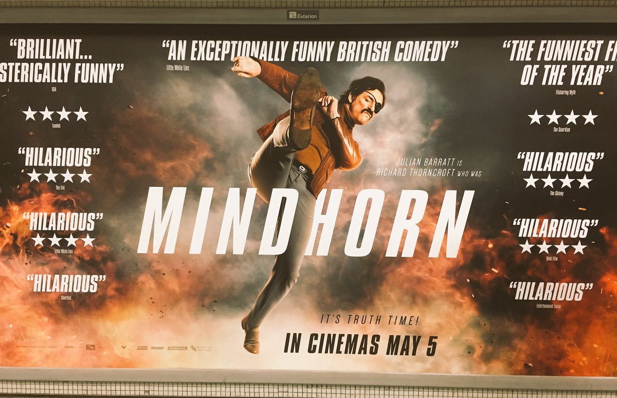 Mindhorn Netflix