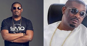 Checkout this hilarious photo of Don Jazzy At 7