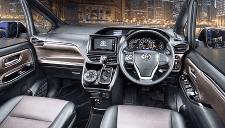 Paket Kredit Toyota Voxy 2018 Harga & Promo