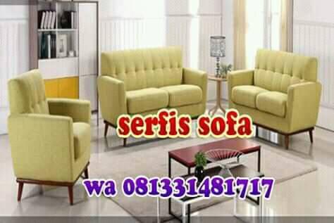 jasa service sofa wilayah tegal brebes slawi pemalang