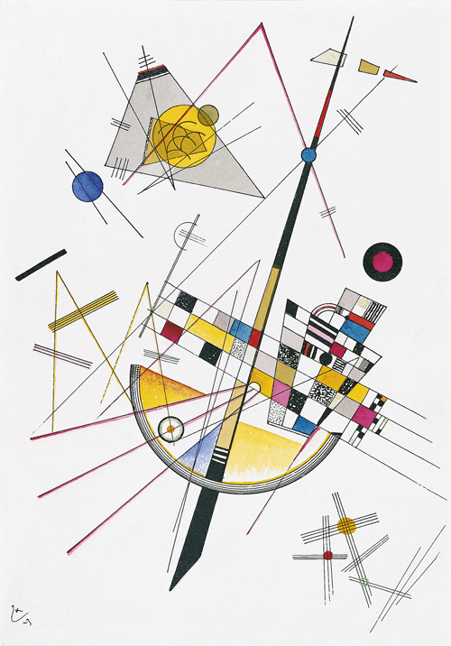 Vasilij Vasiljevič Kandinski - Page 4 Wassily+Kandinsky+-+Tutt%2527Art%2540+%252875%2529