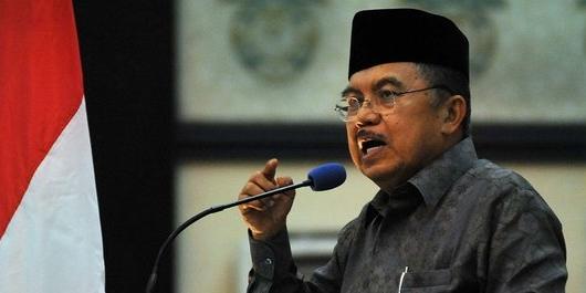 JK Tanggapi Survei Internal BPN Prabowo: Kenapa Enggak 100% Saja Sekalian