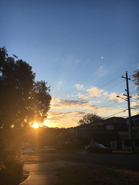 Surprise Sunsets in Sydney