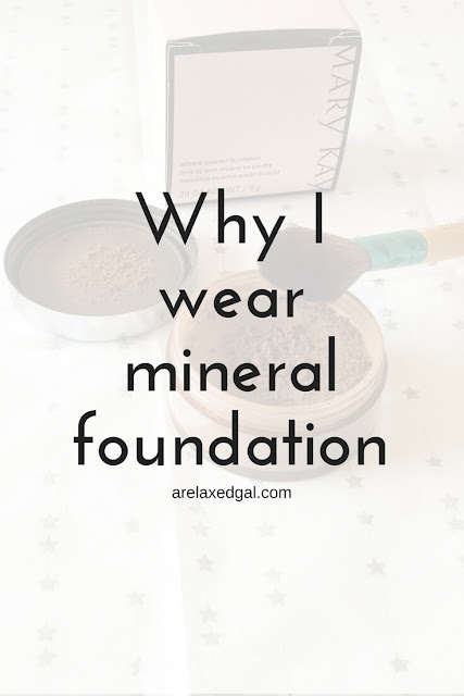 See what type of foundation I turned to in the hopes it would help my acne problem. | arelaxedgal.com