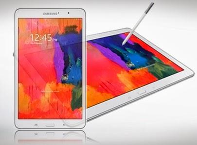 Galaxy Note Pro dan Galaxy Tab Pro