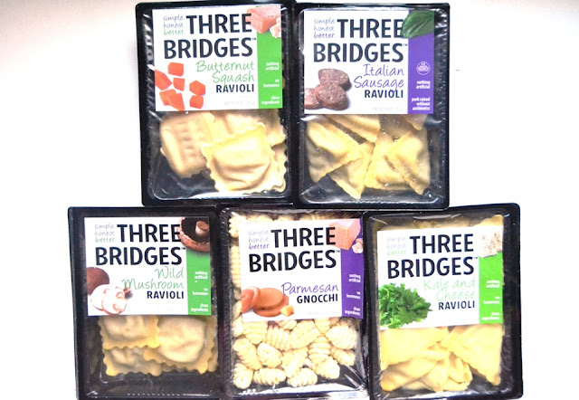 Three Bridges Pasta and Sauces