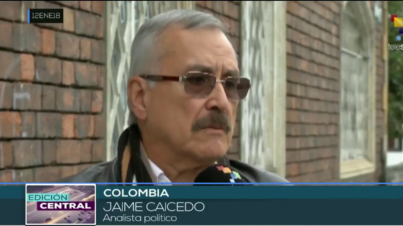 Colombia: Santos profundiza militarización con Operación Hércules