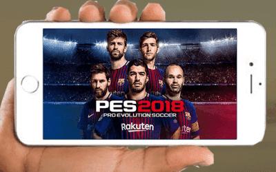 jogo PES 2018