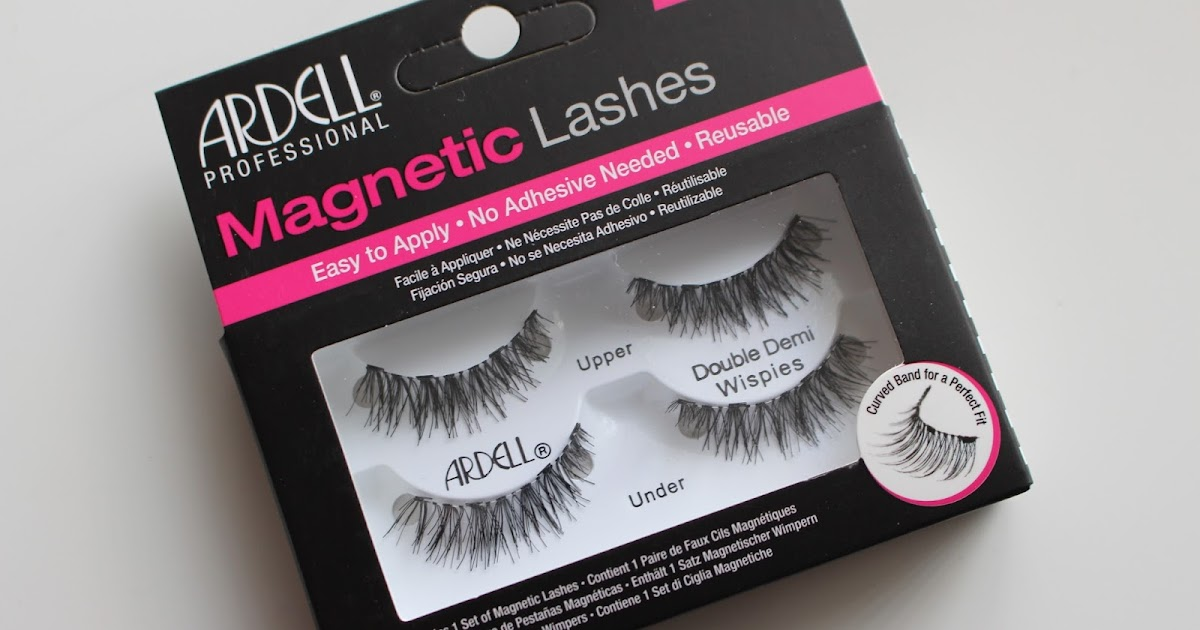 d005ba37c2b heyitsjodie: ARDELL MAGNETIC FALSE LASHES?! | REVIEW