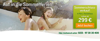 Center Parcs Sommer Last Minute