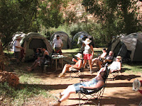 Grand Canyon Trek Base Camp